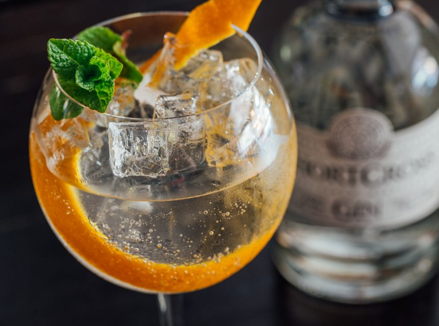 Shortcross Gin Signature Serve