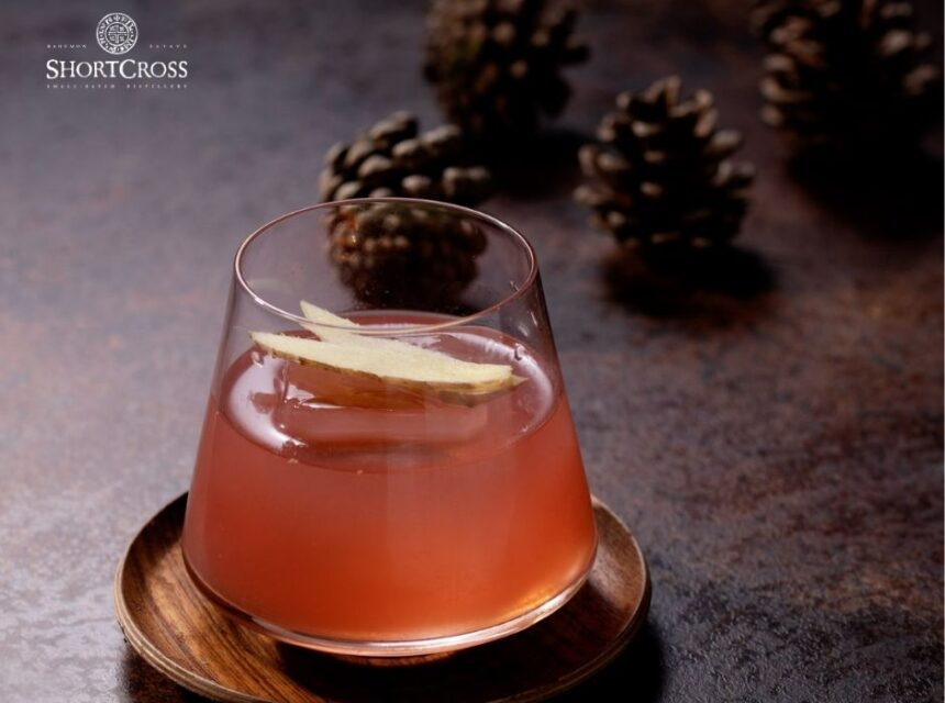 The Winter Estate Punch (Serves 6)