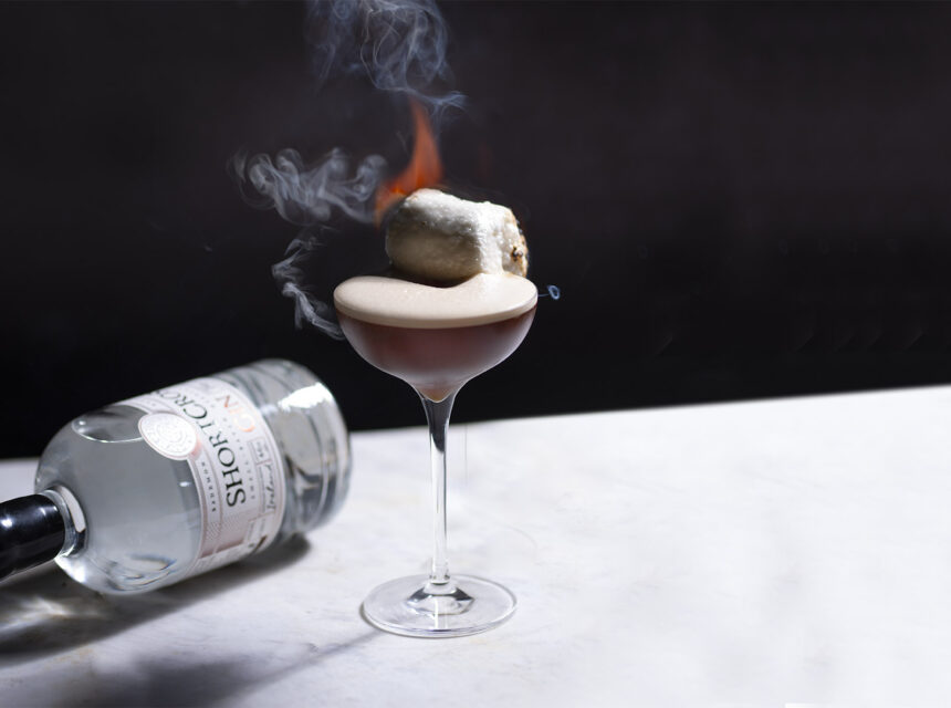 The Shortcross S'mores Tini